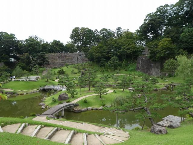 玉泉院丸庭園3
