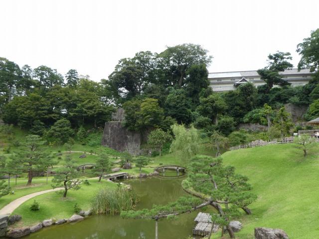玉泉院丸庭園4