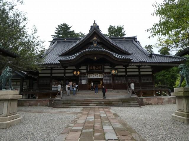 尾山神社12
