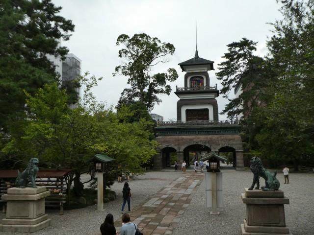 尾山神社13