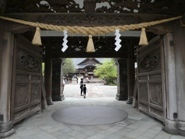 尾山神社14