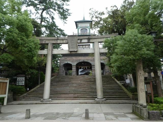 尾山神社18