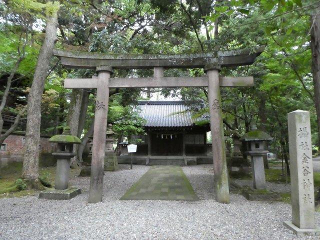 尾山神社4