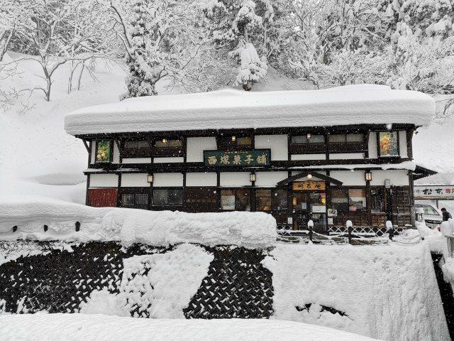 銀山温泉20