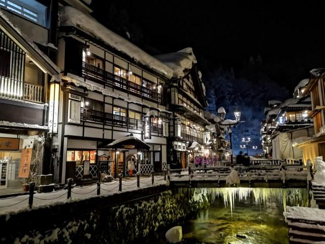 銀山温泉39