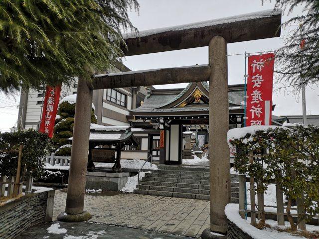湯殿山神社13