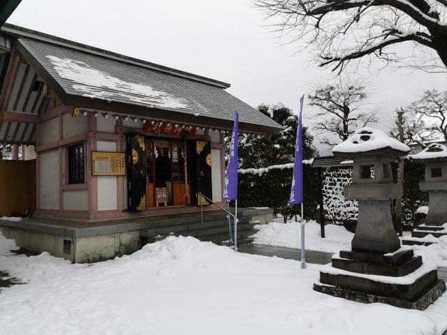 湯殿山神社9