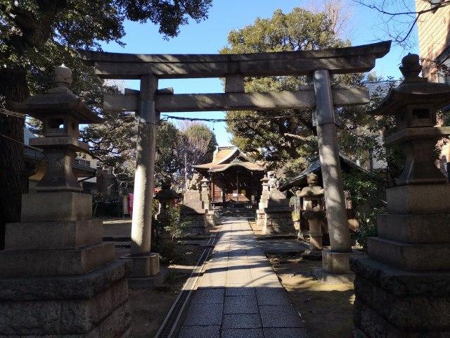 大森山王日枝神社8