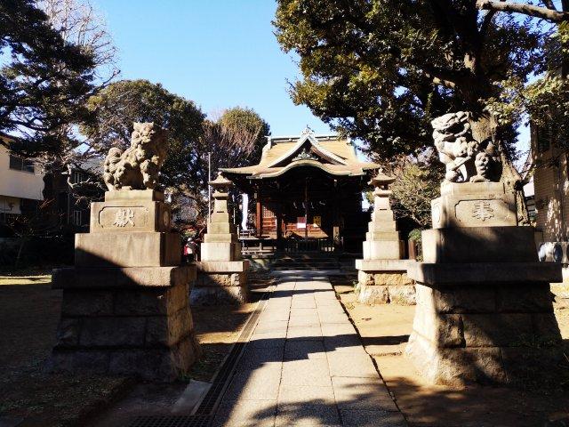 大森山王日枝神社9