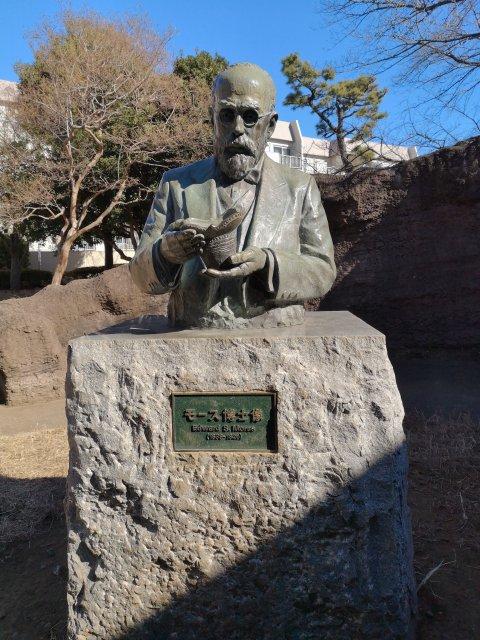 大森貝塚遺跡公園4