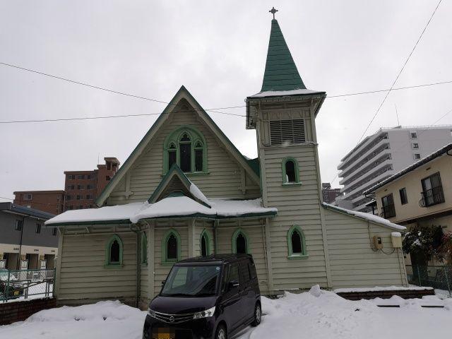 山形聖ペテロ教会1