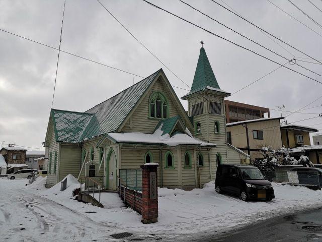 山形聖ペテロ教会3