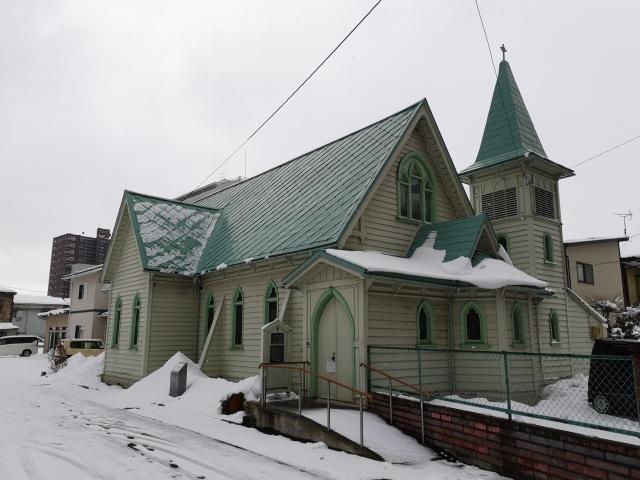 山形聖ペテロ教会4