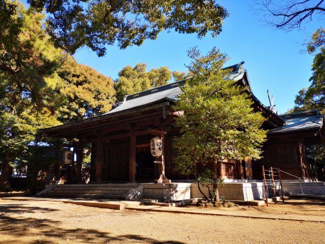 大井鹿嶋神社1
