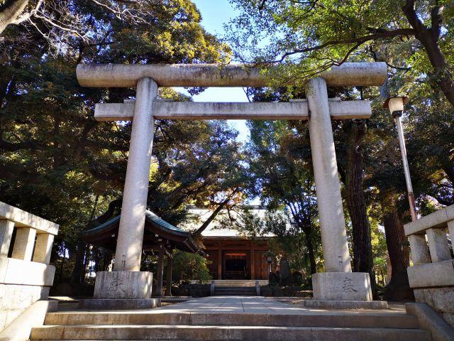 大井鹿嶋神社11