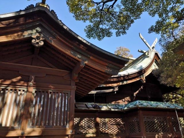 大井鹿嶋神社14