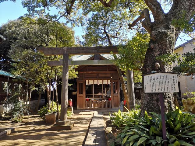 大井鹿嶋神社2