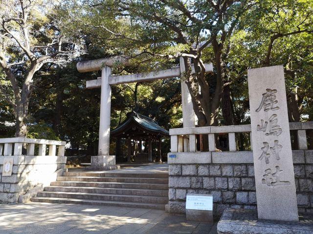 大井鹿嶋神社4