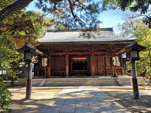 大井鹿嶋神社8