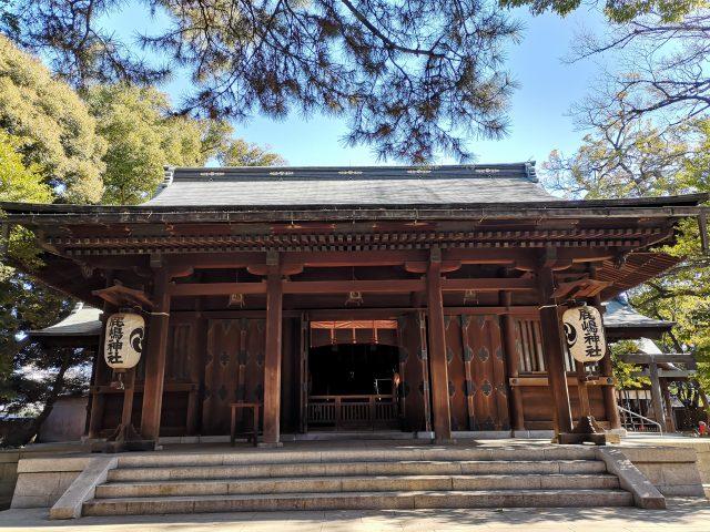 大井鹿嶋神社9