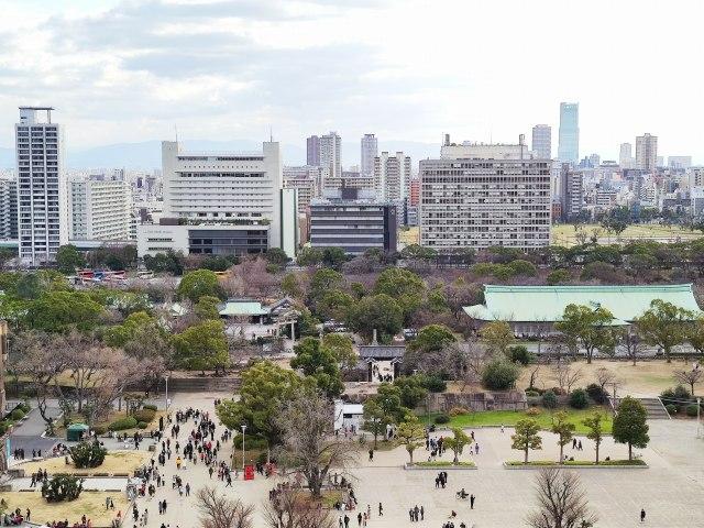 大阪城18