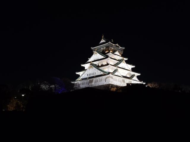 大阪城25