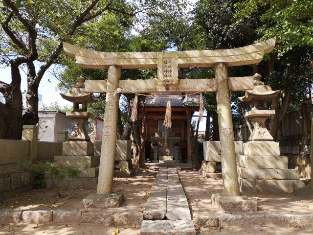 大歳神社7