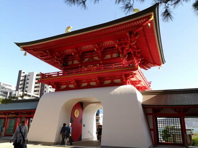 赤間神宮9
