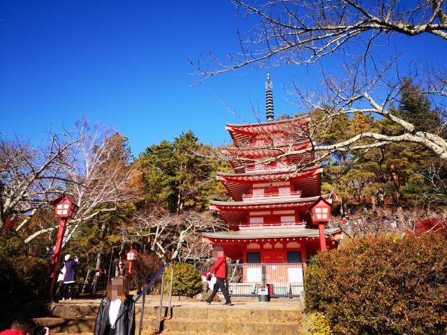 新倉山浅間公園12