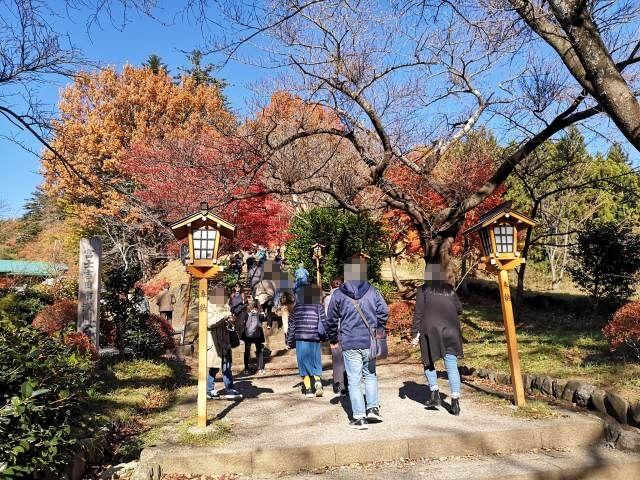 新倉山浅間公園4