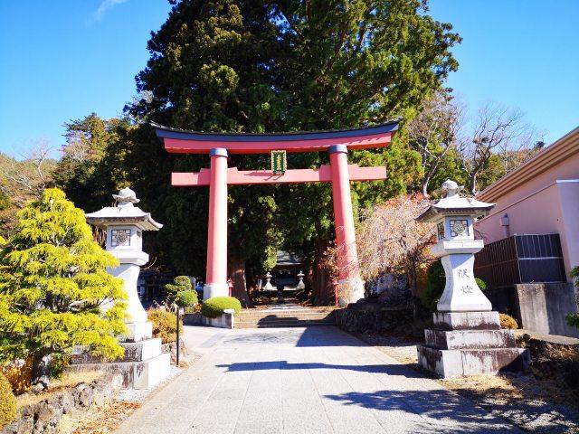 河口浅間神社2