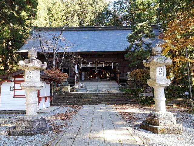 河口浅間神社6
