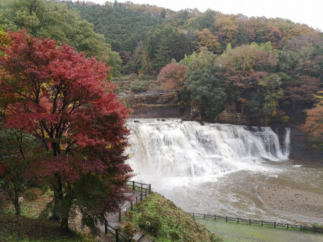 龍門の滝 11