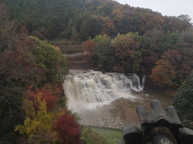 龍門の滝 2