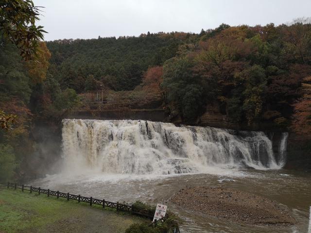 龍門の滝 4