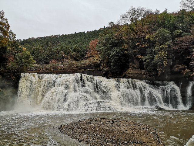 龍門の滝 5