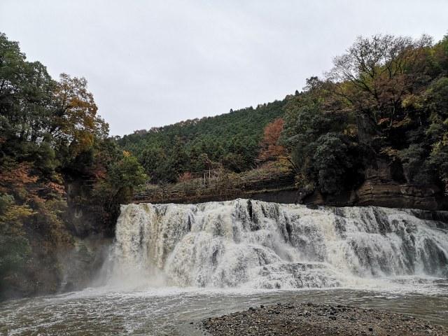 龍門の滝 6