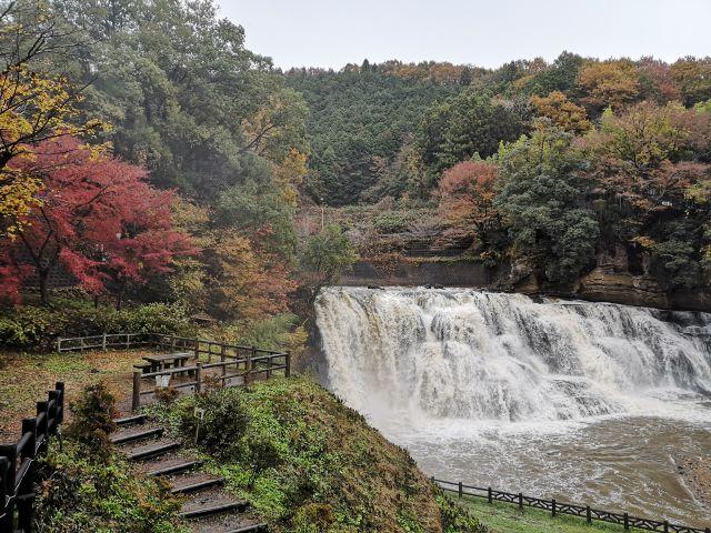 龍門の滝 8