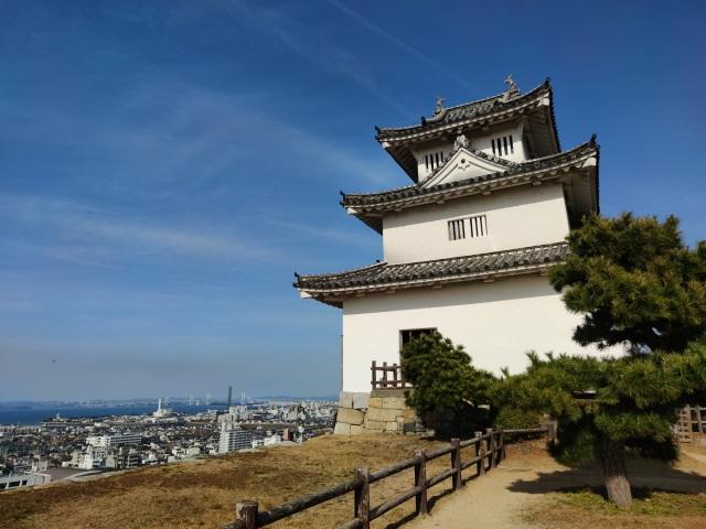 丸亀城17