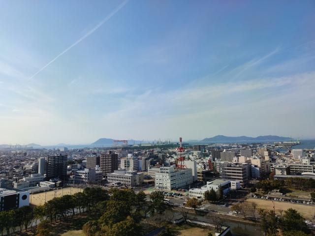 丸亀城18