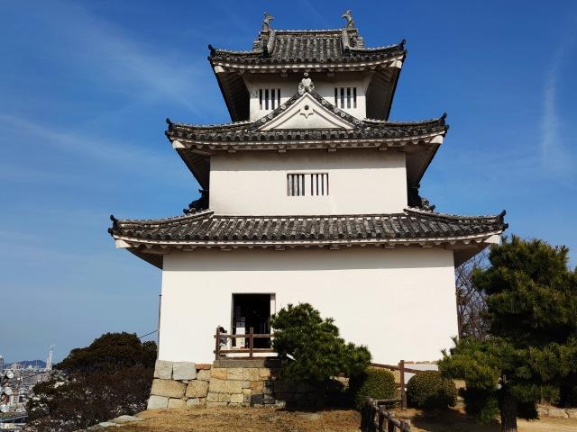 丸亀城28