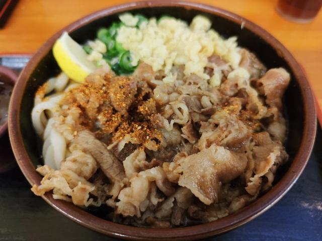 麺処 綿谷 丸亀店3