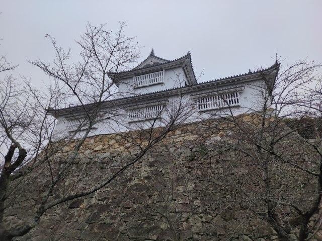 津山城10