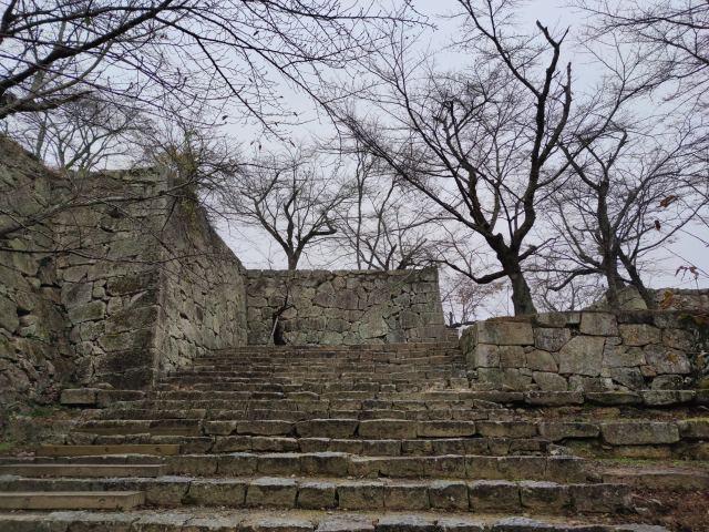津山城11