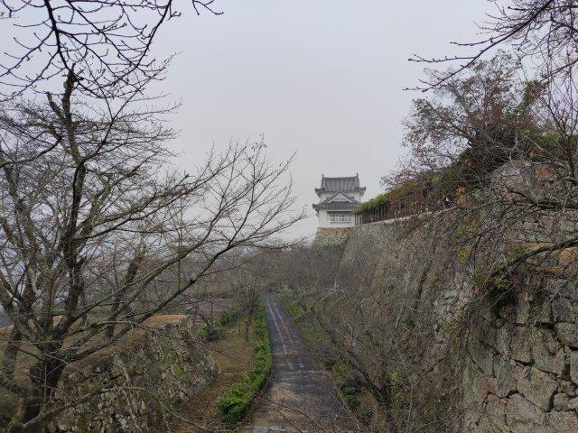 津山城12