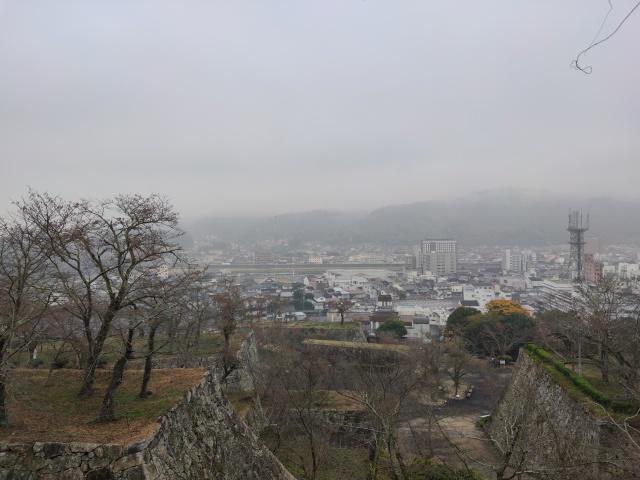 津山城13