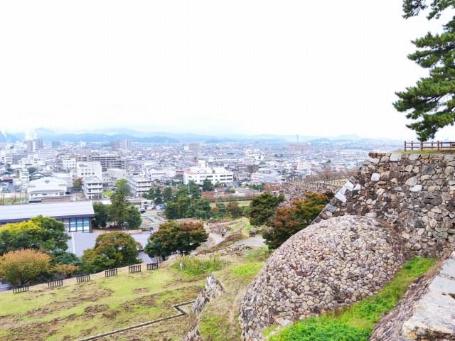 鳥取城17