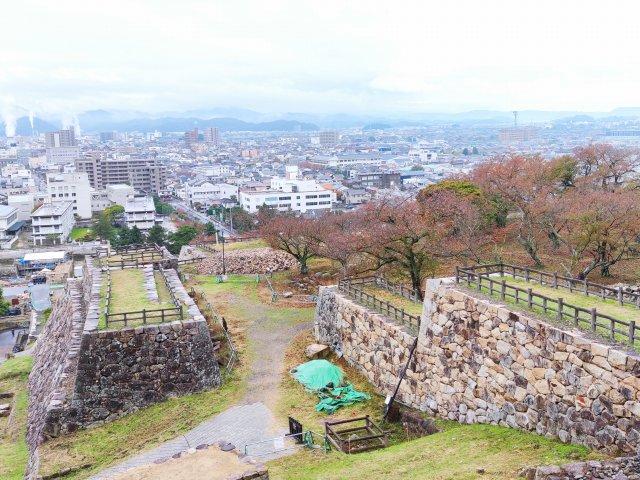 鳥取城18