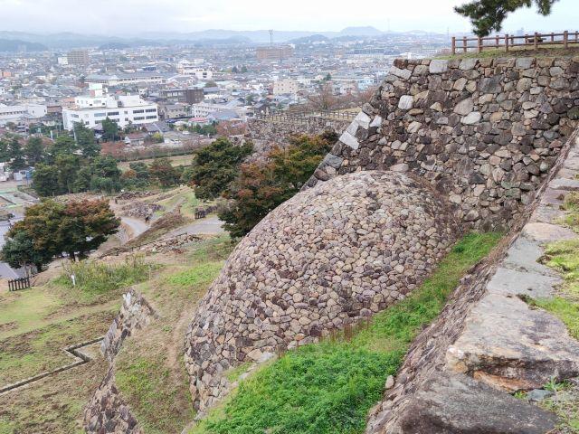 鳥取城19