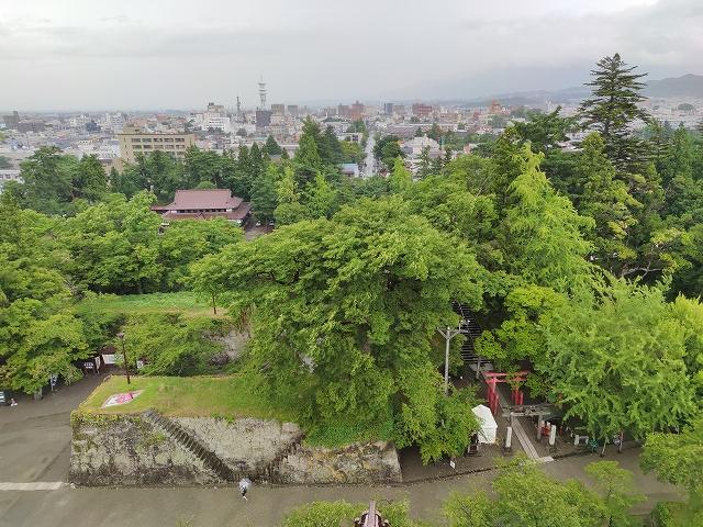 会津若松城11